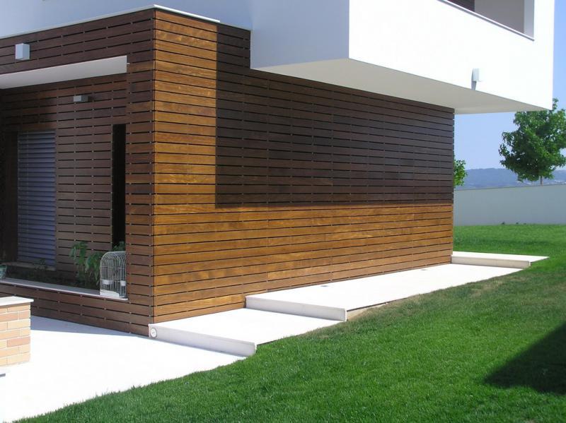 Amop mono k revestimentos exteriores pavimentos terra os moradia unifamiliar condeixa - Pavimentos para jardines exteriores ...